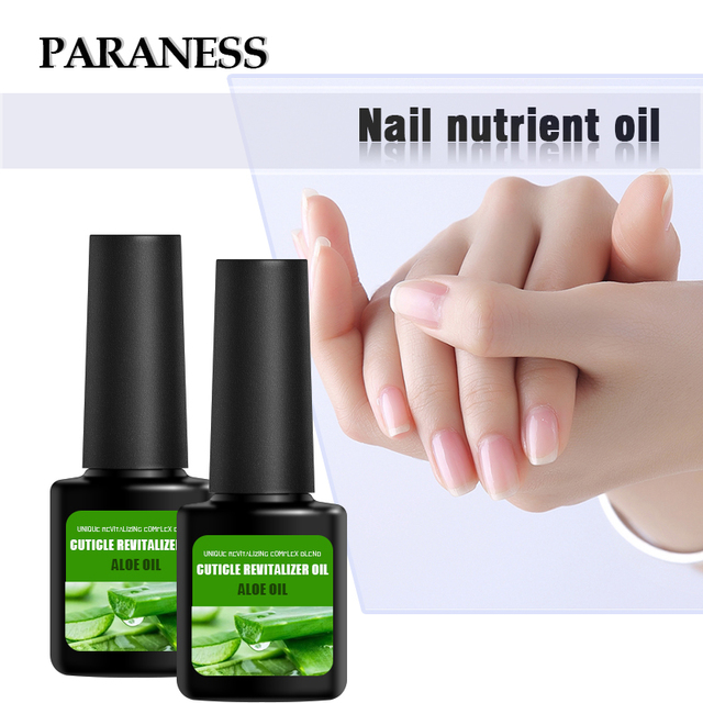 Paraness 1 Bottles Manicure Nails Oil Repair Skin Gel Nail Care ...