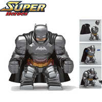 Superhéroes Sermoido vengadores Infinity War Infinity Gauntlet Iron Man Thanos Thor bloques de construcción conjuntos de figuras de juguete para niños
