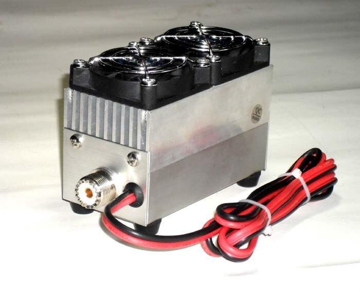 Домофон усилитель мини-усилитель UHF 433-450 мГц/УКВ 140-160 мГц для портативной рации