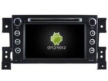Android 8.0 octa Core 4 GB RAM reproductor de DVD del coche para Suzuki Grand VITARA2005-2012 IPS pantalla táctil unidad principal de la unidad grabadora de Radio GPS