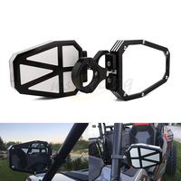 UTV Side Bar 1.75 Clamp Mount Rear View Mirror For Polaris Ranger RZR 400 500 700 800 RZRs 570 800 900 1000 XP1000 XP4 1000