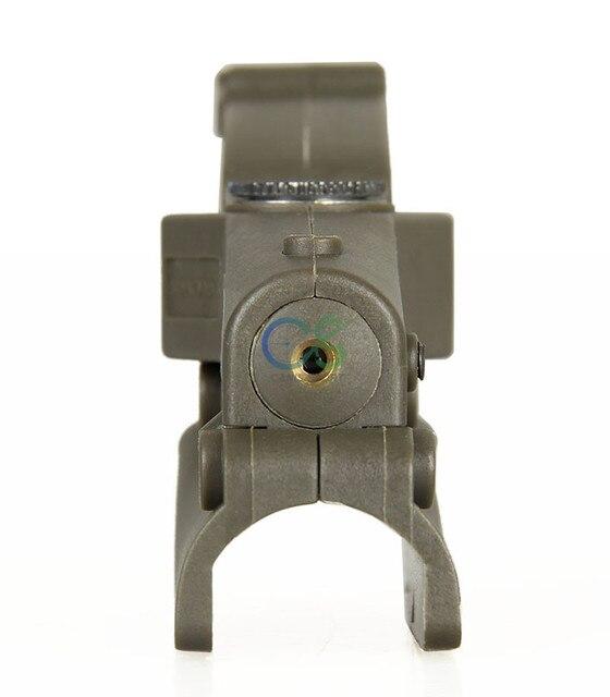 Dispositivo láser rojo PPT de 5mw, puntero láser táctico para caza, modelo M92 Beretta 92 96 M9 gs20-0020