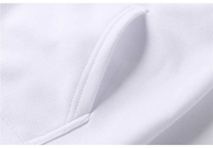 Trendy Faces Stranger Things Hooded Hoodies and Sweatshirts 60