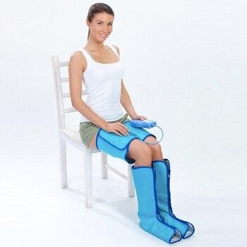 VamsLuna Air Leg Compression Massager for Foot and Thigh Circulation Leg Wraps