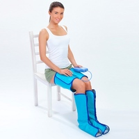 VamsLuna Air Leg Compression Massager for Foot and Thigh Circulation Leg Wraps