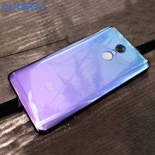 Gradient Color Silicone Cases For Xiaomi Mi A1 5X 6 Max 2 Redmi 4 Pro 4A 4X Note 4 4X 5A Soft TPU Back Cover Shell Coque Fundas
