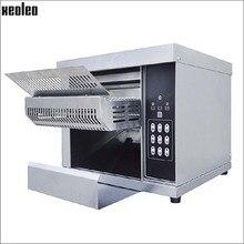 XEOLEO конвейер тостер тост жареная машина электрическая мини-печь Коммерческая нержавеющая сталь настольная печь 2600 Вт