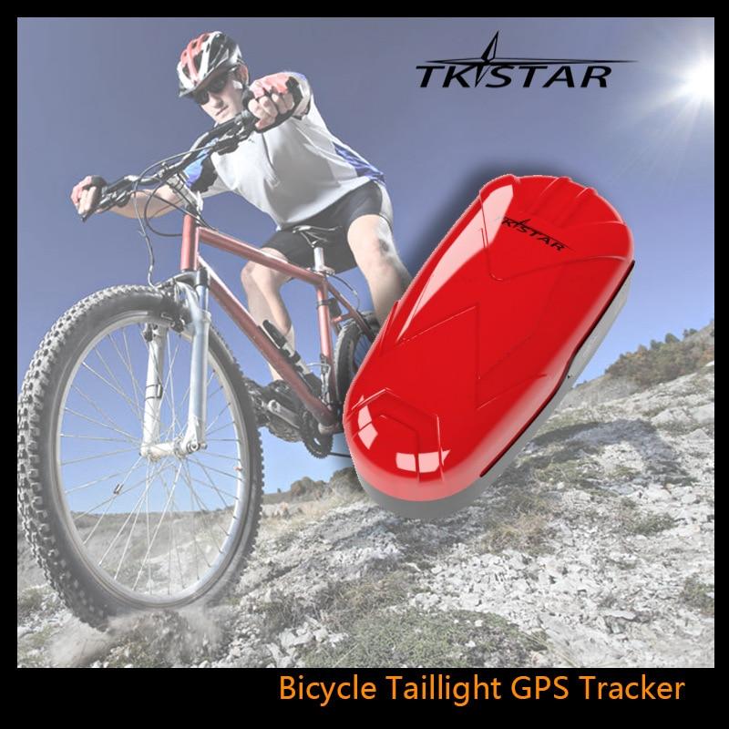 waterproof motorcycle bicycle gps tracker bike taillight. Black Bedroom Furniture Sets. Home Design Ideas