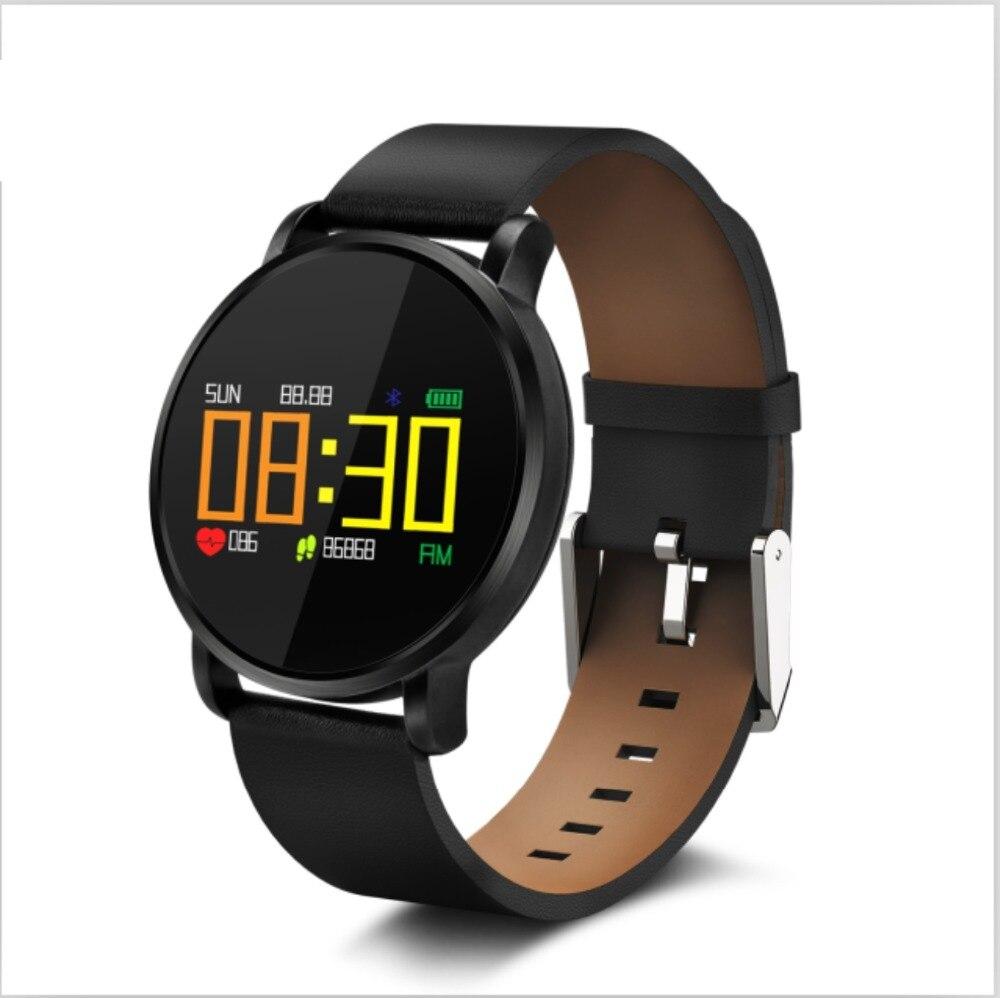 ABAY F1 PRO montre Bracelet Bluetooth intelligente IP67 tension artérielle moniteur d'oxygène moniteur d'activité sportive Android IOS