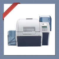 High Security Zebra Zxp Series 8 Id Pvc Card Printer Dual Sided