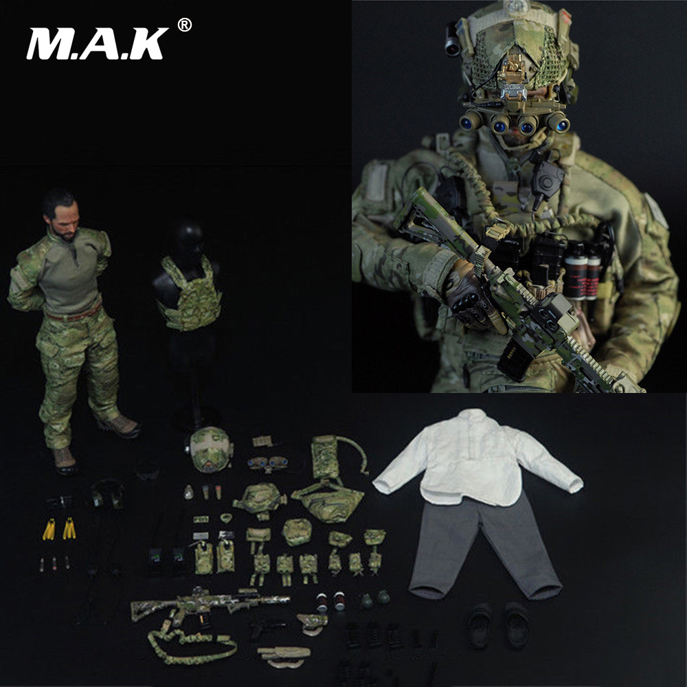 Full set action figure 1/6 NSWDG DEVGRU The seal team six action figure toy for collection mnotht 1 6 action figure panzer third