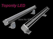 IP65 Outdoor Led Wall Washer Bar Lighting 24w 0.5m Linear LED Floodlight Lamp Led Landscape Lights White Color 30pcs/lot promote