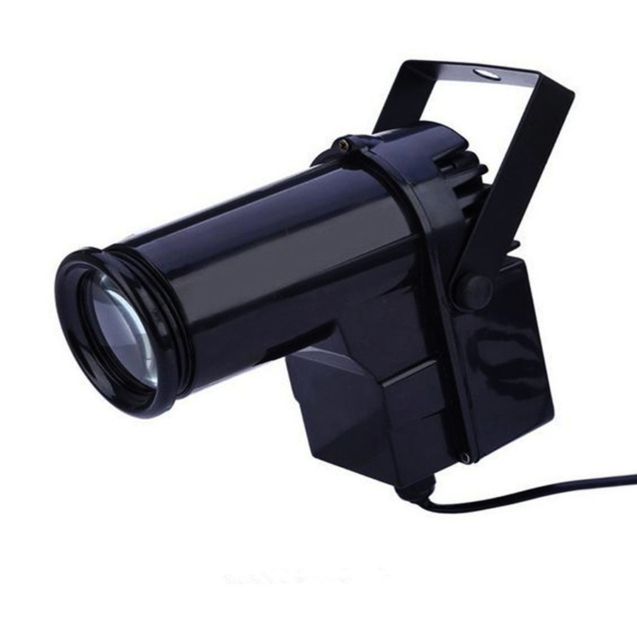 Factory-price-MiNi-Laser-Projector-10W-RGBW-4in1-Led-Pinspot-Spotlights-Disco-Spot-DMX512-Beam-DJ
