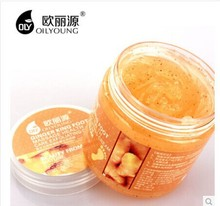 Exfoliating Repairing Ginger Foot Cream Massage Whitening Moisturizing Antiperspirant Antibacterial Skin Care Beauty Feet Creams