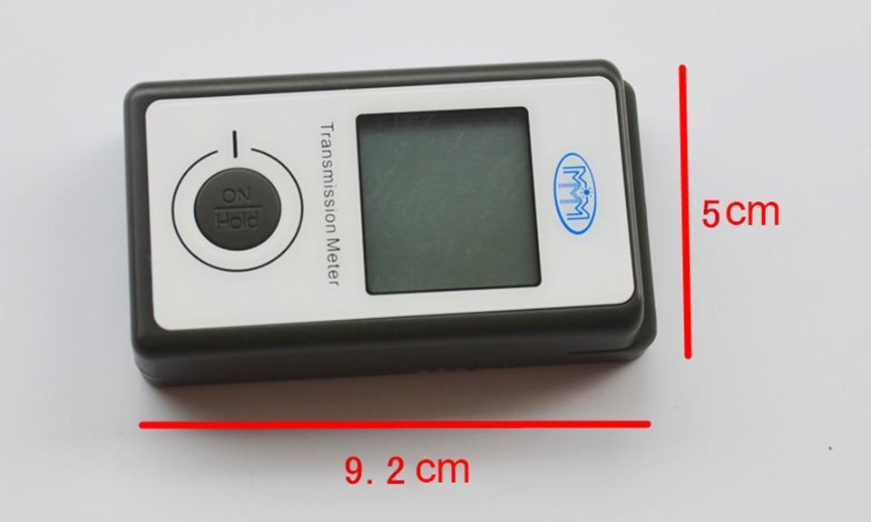 Image 3 - Portable Solar Film Transmission Meter Tester Window Tint Light Transmittance Meter JN 950