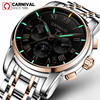 Tritium Gas Luminous Carnival Mens Mechanical Watches Top Brand Luxury Automatic Watch Men Moon Phase Clock