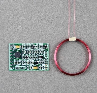 Customized Size Dual Frequency 125khz 134.2khz Rfid Reader Module OEM ODM Pure Fine Copper Antenna