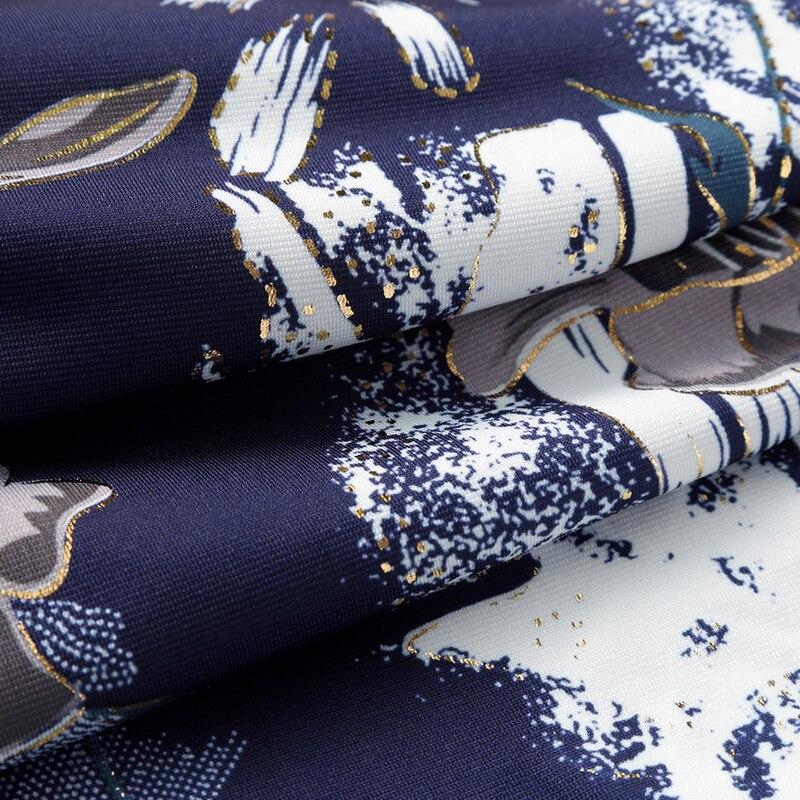 LONMMY PLUS SIZE 7XL Këmisha me fustane për burra Merkerizuara - Veshje për meshkuj - Foto 3