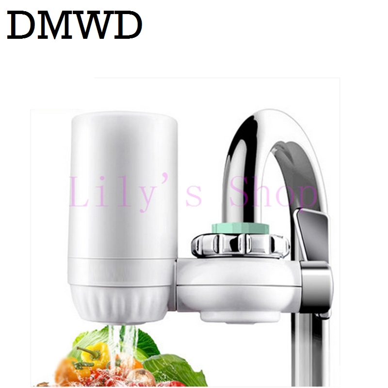 Household water purifiers purifier kitchen faucet tap filter water filter washable Ceramic filter Mini water purification tap water purifier kitchen faucet washable ceramic percolator mini water purification activated carbon faucet water purifier