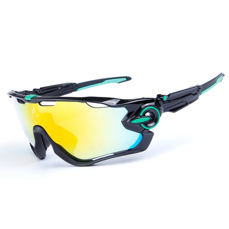 Obaolay Cycling Sport Sunglasses Radar EV Sport Brillen Jbr Gafas Ciclismo Polarizadas Hombre Occhiali Ciclismo Oculos