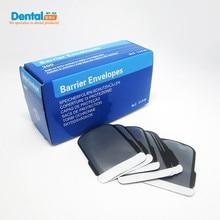 Dental Barrier Film X-Ray Film Bag 2#(31X41mm) dental x ray film illuminator light box x ray viewer light panel a4 freeshipping