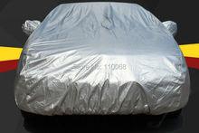 Auto Abdeckung für Peugeot 408 508 407 RCZ 4008 607 301 2008 3008 Regen wasserdicht Wider schnee zelt auto erfasst
