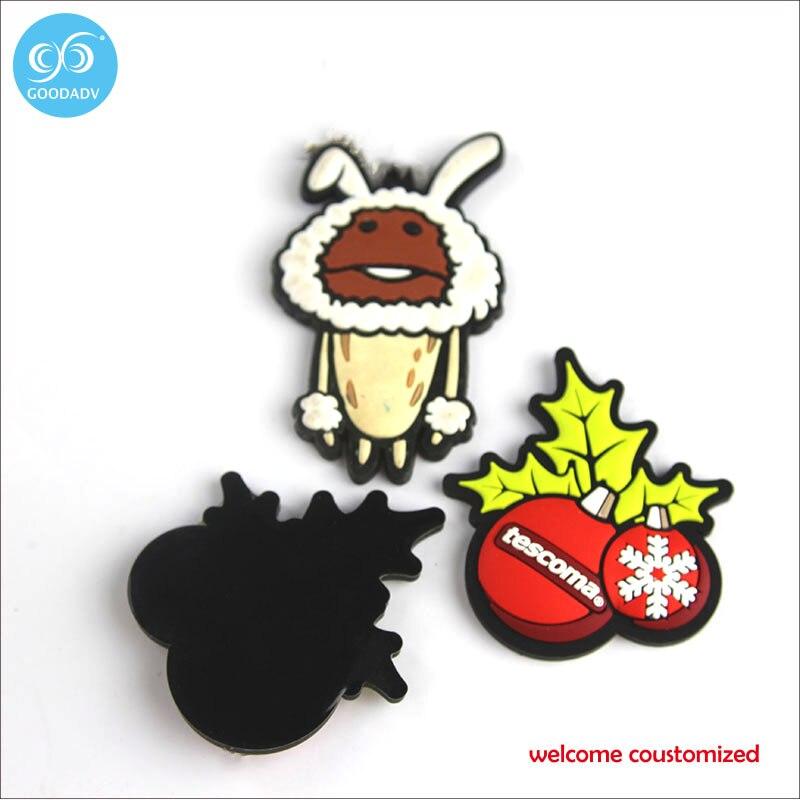 small gift promotion santa claus cartoon fridge magnet souvenirs