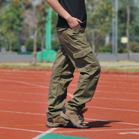 Mens Joggers Camouflage Men Pants Military Jogger Pants Chinos Men Sweatpants Hip Hop Joggers Streetwear Camo