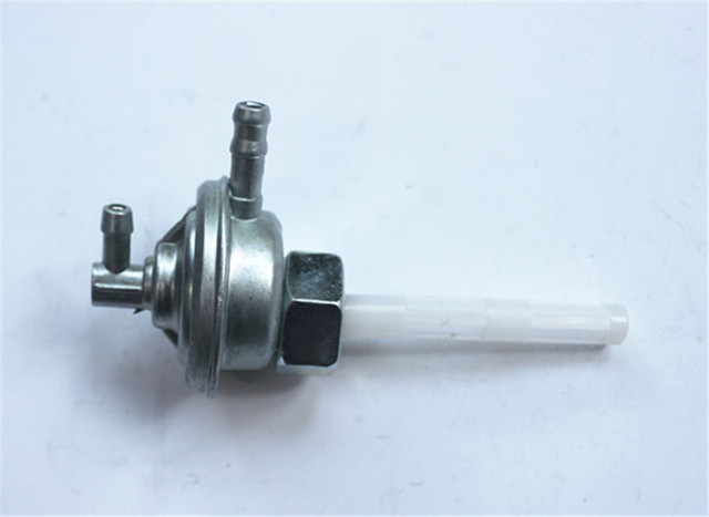 US $11 39 |Motorcycle Fuel Cock Moped Scooter Oil Switch Fuel Petcock Valve  Pump For 50cc 125cc 150cc GY6-in Fuel Filter from Automobiles &