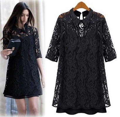 Cheap Clothes China Plus 4xl Size Women Two Piece Outfits Cute Lace