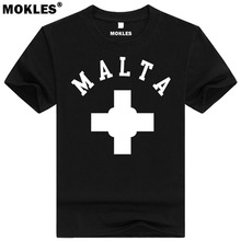 MALTA t shirt diy free custom made name number mlt t-shirt nation flag mt republic of maltese country college university clothes