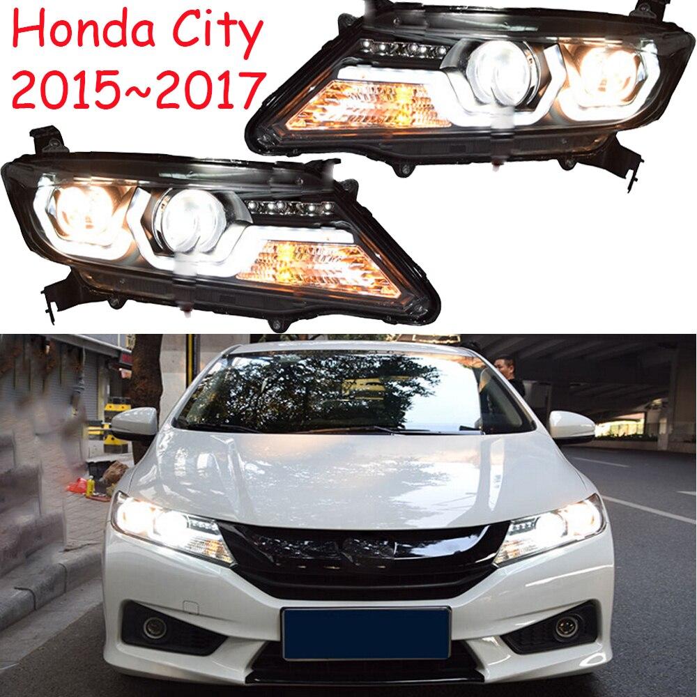 HID,2015~2017,Car Styling for Ctiy Headlight,insight,MDX,Passport,ridgeline,pilot, Delsol,City head lamp