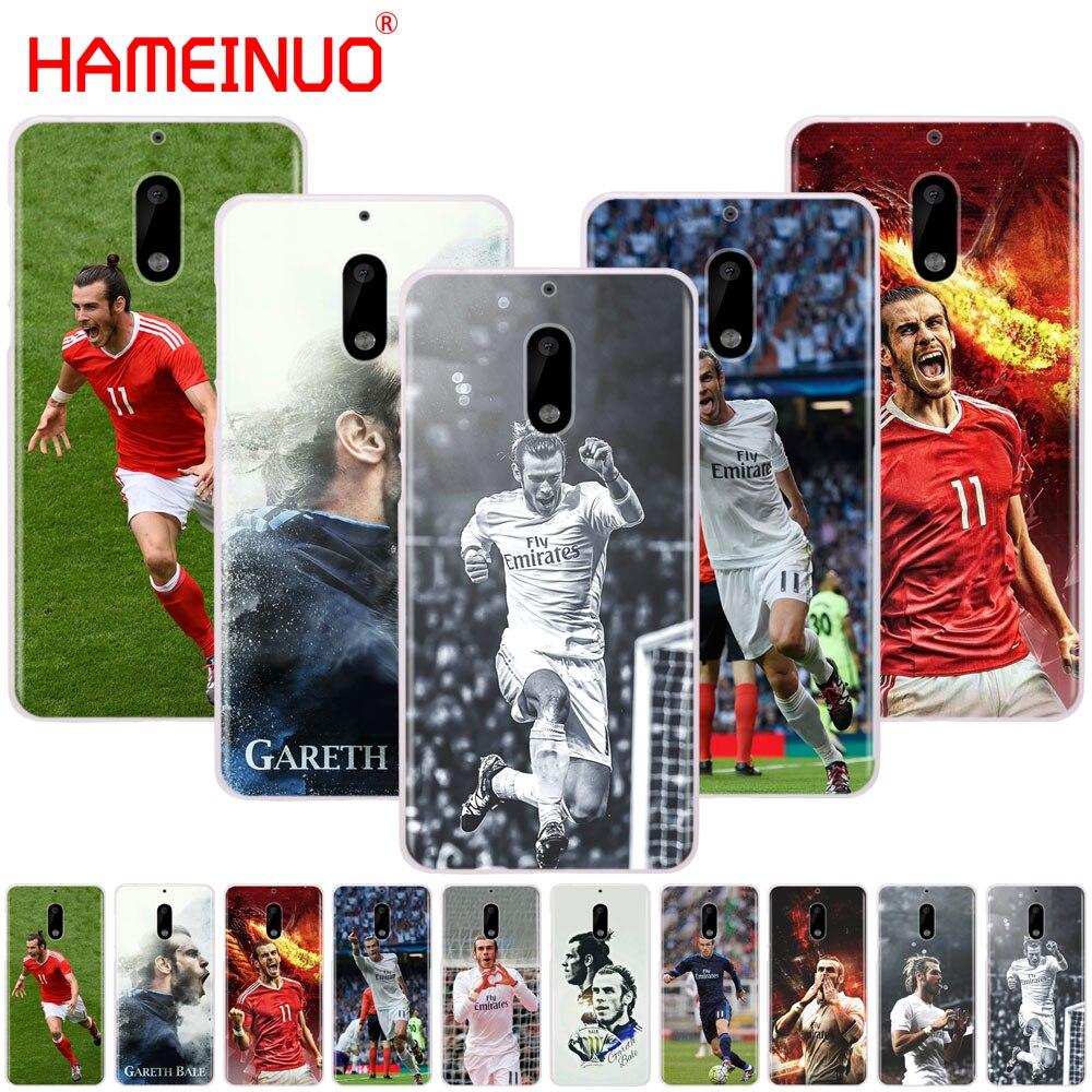HAMEINUO Gareth Bale cover phone case for Nokia 9 8 7 6 5 3 Lumia 630 640 640XL 2018