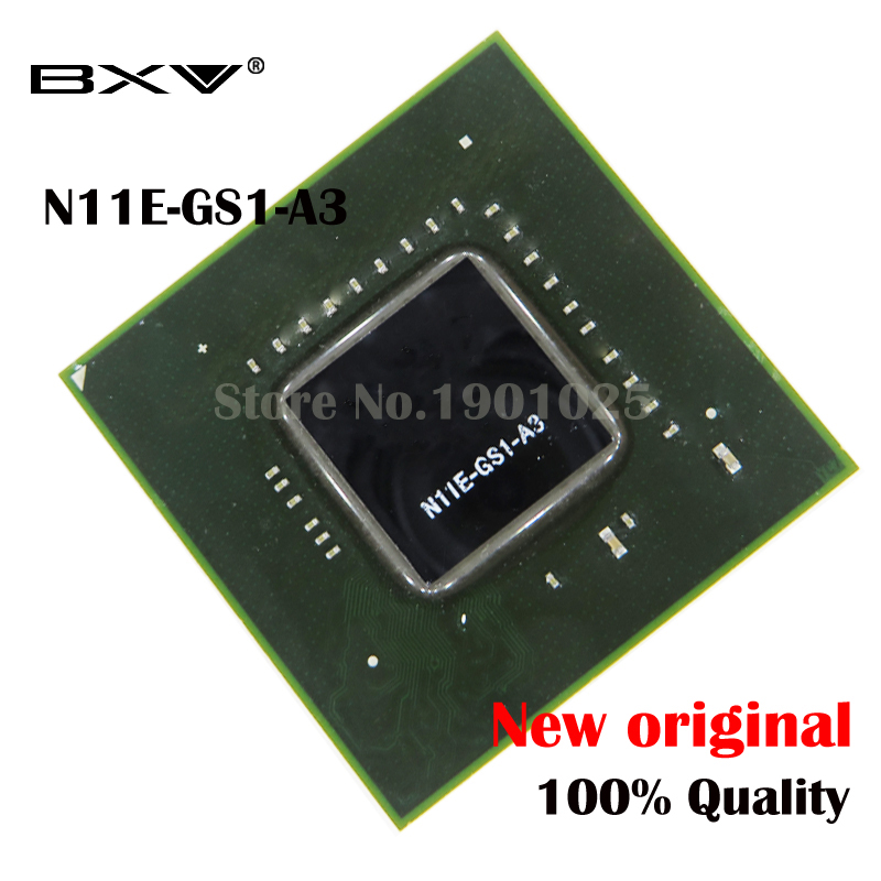 N11E-GS1-A3 N11E GS1 A3 100% new original BGA chipset free shipping with full tracking message