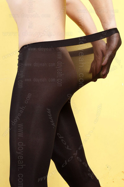 Pantyhose > 120D velvet line does increase the tights