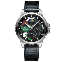 TEVISE Watch Luxury Automatic Mechanical Watch