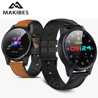 Makibes M361 независимых 4G часы с функцией телефонного звонка 1,61 Экран gps Для мужчин Для женщин Смарт часы телефон 600 mAh батарея 1 + 16 GB gps WI FI Nano SIM