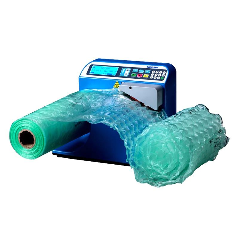 Gonfleur automatique multifonctionnel à grande vitesse de l'emballage 220 V de coussin d'air pour le remplissage de Film de calage d'air/oreillers d'air