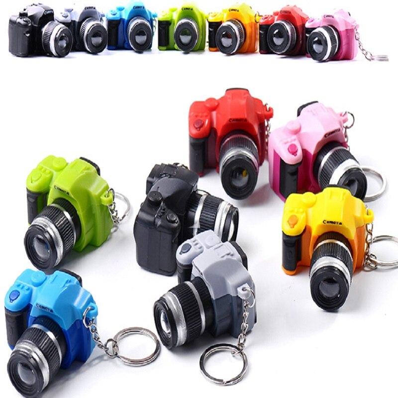 2016 <font><b>LED</b></font> Cameras Car <font><b>Key</b></font> <font><b>Chains</b></font> Toys <font><b>Sound</b></font> Glowing <font><b>Pendant</b></font> Doll Gifts Cameras <font><b>Light</b></font> Up Toys Keychain Camera