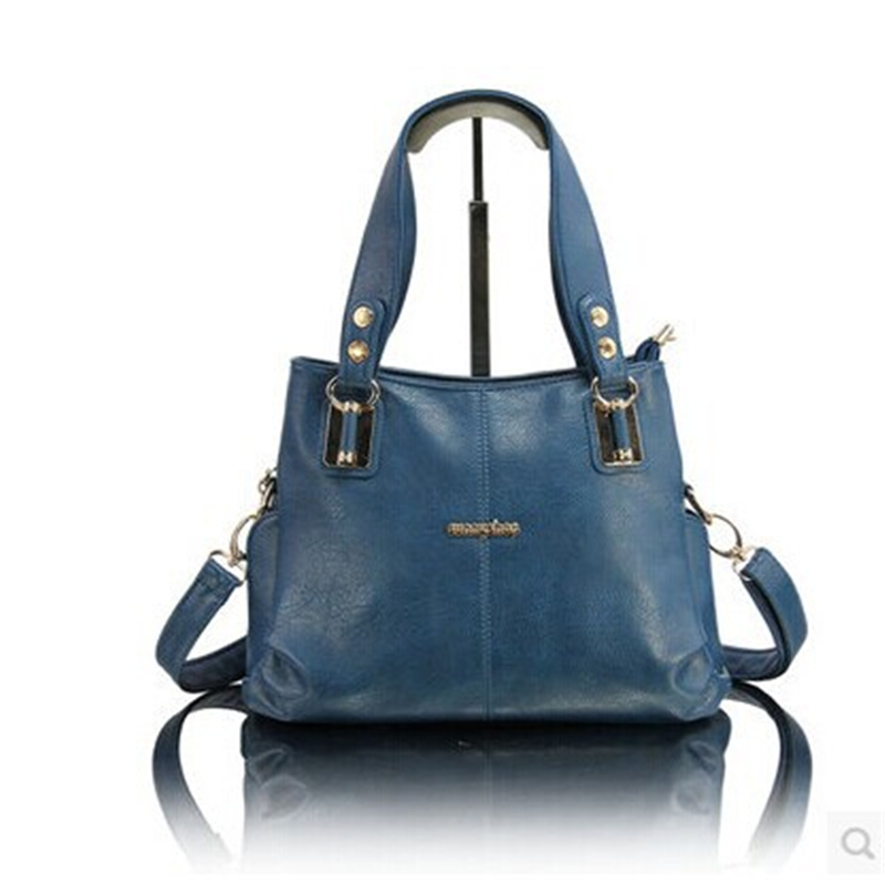 Female bags women's  handbag PU leather shoulder bag fashion all-match work bag Messenger bags