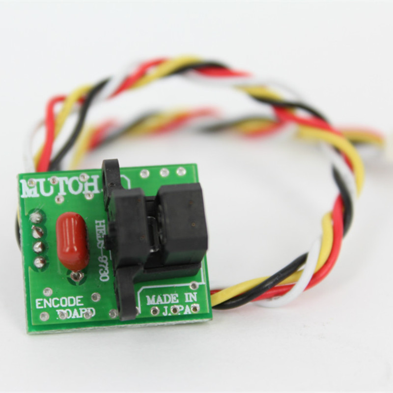 CR Encoder Sensor DF-48986 for Mutoh VJ-1204 / VJ-1304 / VJ-1604 / VJ-1604W / VJ-1614 / RJ-900C Printer mutoh rj 900c 900x vj 1604 vj 1604w vj 1614 paper wider sensor