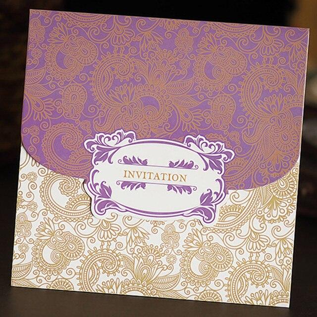 50pcs wedding invitation cards korean pattern wedding invitations 50pcs wedding invitation cards korean pattern wedding invitations business party event supplies customize envelope seal 15 stopboris Images