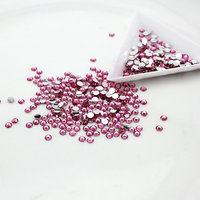 Free Shipping 14 Facets 5mmResin Rhinestone Flatback Nail Arts Mobile Phone Rhinestone Accessories 10000PCS