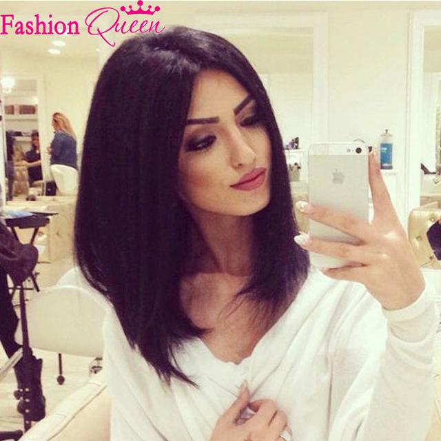 Prime Aliexpress Com Buy Malaysian Straight Hair Bob Wig Cute Short Hairstyle Inspiration Daily Dogsangcom