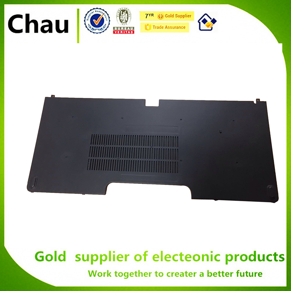 Chau Eplacement Parts For Dell Latitude E7440 HDD Base Cover Bottom Case Big Door Panel Y1CKD 0Y1CKD