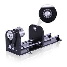 Rotary shaft laser engraving machine quality for 60W 80W 100W 130W good