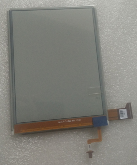 Écran de matrice d'affichage à cristaux liquides de 6 e-ink pour pour l'affichage d'affichage à cristaux liquides d'ebook eReader de lecteur de TB-116FL de Texet