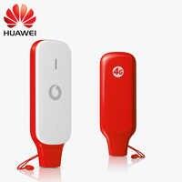 Vodafone K5150 K5150H USB 4G modem odblokowany Huawei 4G LTE 150 mb/s 3G 2G WCDMA SIM karta sieciowa pamięć USB PK K5005 E392 E398