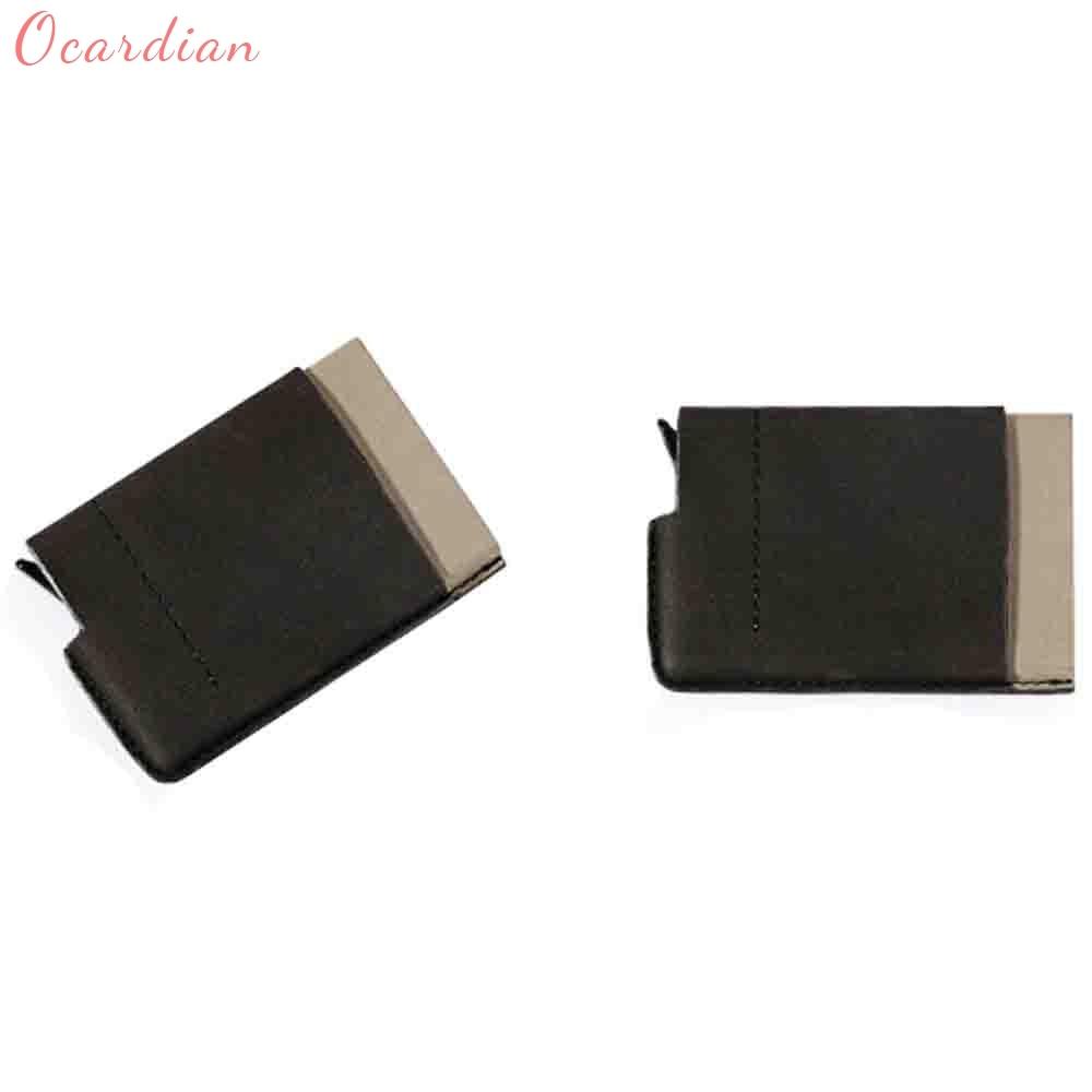 Ocardian 2017 New Business Name Card Holder Case Wallet Credit Book with Magnetic Shut Case Master Designer Dropship 170830
