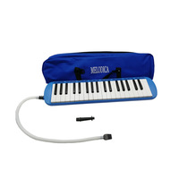 Durable 37 Piano Key Melodica Musical Instrument With Oxford Bag For Kids Student Music Lovers Delicate Originality Safe Gift